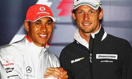 F1 : Button signe pour 3 ans avec McLaren
