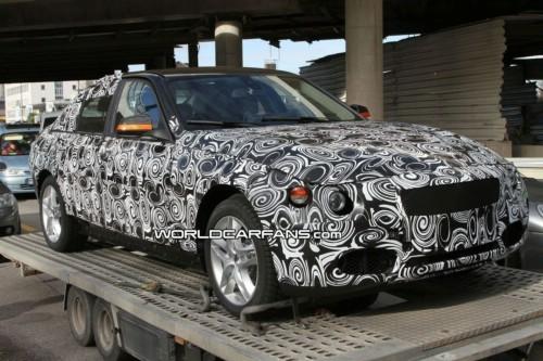 Spyshot - prochaine BMW Serie 3 : elle se montre en vidéo