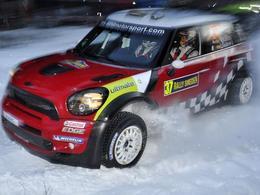 WRC Suède - SS1 : Sordo (Mini) prend la tête