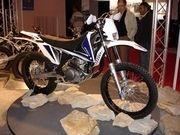 Salon de la moto 2007 en direct : Scorpa T-Ride 250F ...