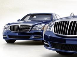 (Actu de l'éco #77) Maybach perdrait 300 k€ par véhicule vendu...