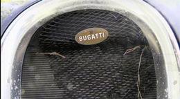 Bugatti Veyron noyée dans le lac : l'autopsie en photos