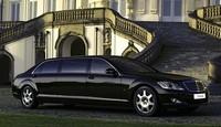 Mercedes Classe S 600 Guard Pullman Limousine