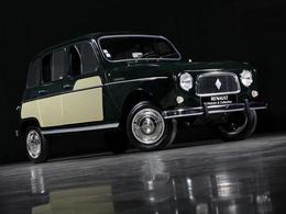 Ce qui vous attend à Rétromobile 2011 - Les 50 ans de la Renault 4L