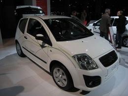 La Citroën C2 Stop & Start moins polluante