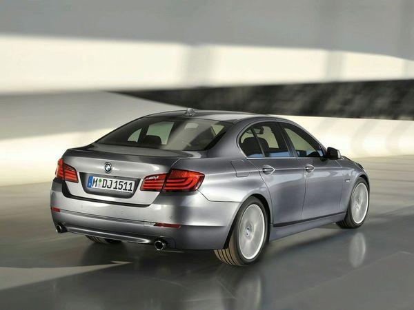 BMW Serie 5, voiture préferée des Allemands
