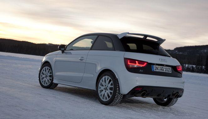 Audi rs1 ultime version de l 39 a1 pour le salon de gen ve for Salon de l airsoft 2017
