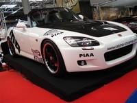 Paris tuning show 2007 : Honda S2000 + Power
