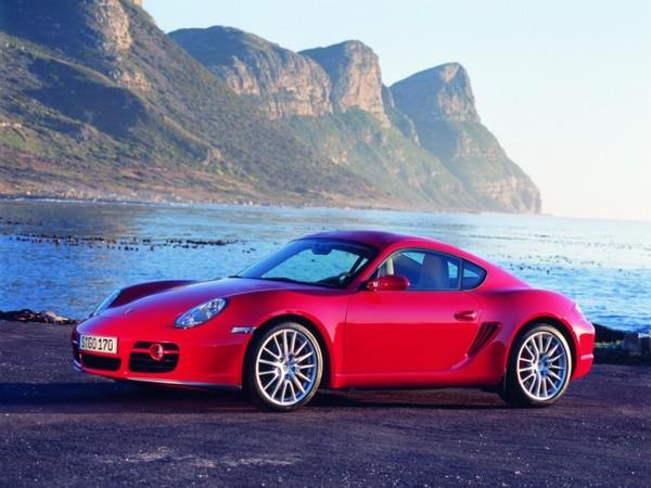 Porsche : un Cayman Targa au programme ?