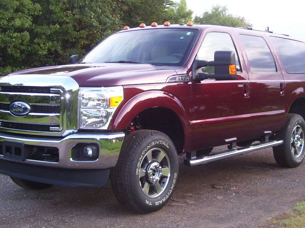 2018 Ford Excursion - New Car Release Date and Review 2018 ...