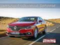 Renault Safrane : retour en 2018 ?