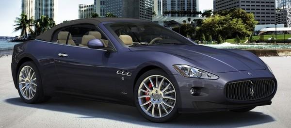 Configurez votre Maserati Gran Cabrio : arriverez-vous à faire plus joli que la mienne ?
