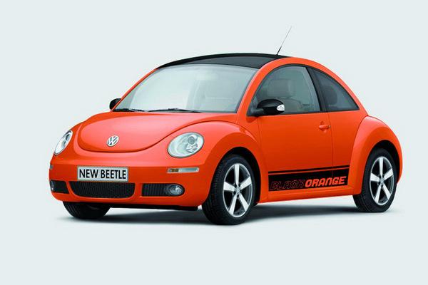 Volkswagen New Beetle «Black Orange» : la Porsche GT3 RS du peuple
