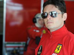 Accident de la route ( sans gravité ) pour Giancarlo Fisichella en Italie