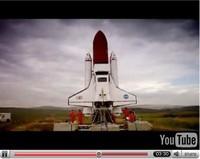 La vidéo du jour : Top Gear envoie une voiture fusée sur la... Terre !