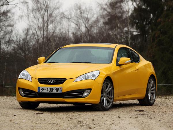 Essai vidéo - Hyundai Genesis Coupé : l'élement manquant