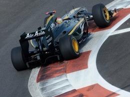 Le Team Lotus vise le milieu de grille