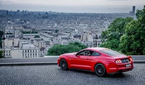 La Ford Mustang est la reine des sportives en France au 1er semestre 2016