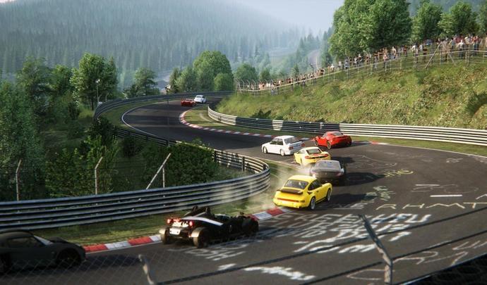 Assetto Corsa : le test sur Xbox One et PS4