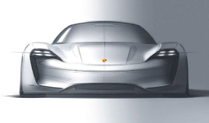 Porsche : le Cayenne Coupé en électrique et cousin de la Mission E