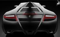 Lamborghini Spiga Concept by Ugur Sahin : la plus belle des Gallardo !
