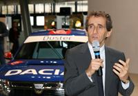 """Interview exclusive Alain Prost : """"en Dacia pour gagner"""""""