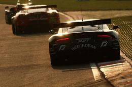 Le British GT fera escale en France en 2010