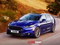 Ford va-t-il relancer la Mondeo ST ?