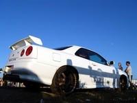 Photo du jour : Nissan Skyline