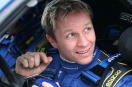 WRC : Petter Solberg roulait avec une côte cassée !