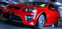 Vauxhall VXR8: héritière de la Lotus Omega