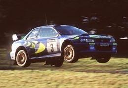 Subaru : un record pour rendre hommage à Colin McRae