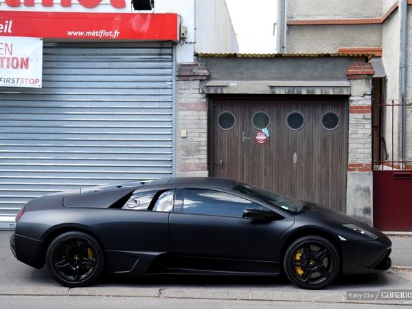 Photos du jour : Lamborghini Murcielago LP 640