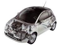 Zoom sur la Fiat 500 Start&Stop
