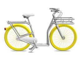 Peugeot et Starck: un vélo pour Bordeaux