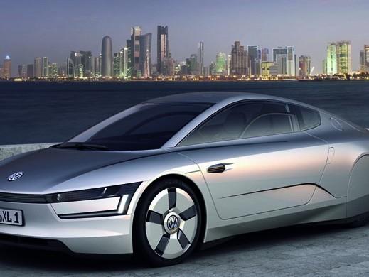 Volkswagen XL1 Concept, 0,9 litres / 100 kilomètres