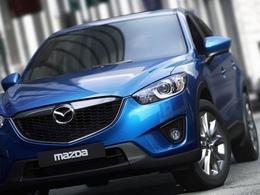 Mazda développe une résine spéciale pour soigner le poids de ses modèles