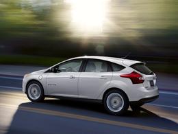La Ford Focus électrique arrivera en septembre en France