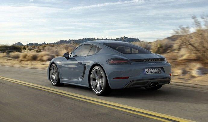 Porsche : des Cayman et Boxster moins chers et moins puissants pour séduire les Chinois