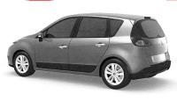 Nouvelles Renault Megane & Scenic 3 : encore plus de photos !