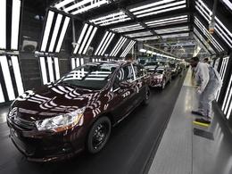 La production automobile française se porte mieux depuis trois mois