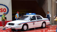 Miniature : 1/43ème - FORD Crown Victoria