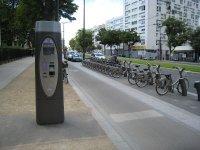 Des nouvelles de Vélib', le service de location de vélos en libre-service à Paris