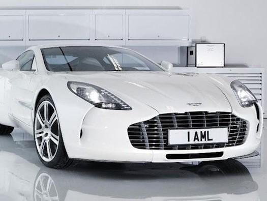 Il ne resterait qu'une Aston Martin One-77 à vendre...