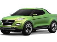 Un pick-up Hyundai plus grand que le Santa Cruz dans les tuyaux ?