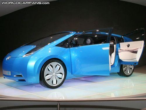Toyota Prius : bientôt des variantes break et SUV ?