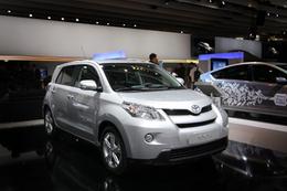 Live Mondial 2008 : Toyota Urban Cruiser, molosse de la cité !