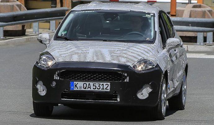 Ford : la future Fiesta fait parler d'elle