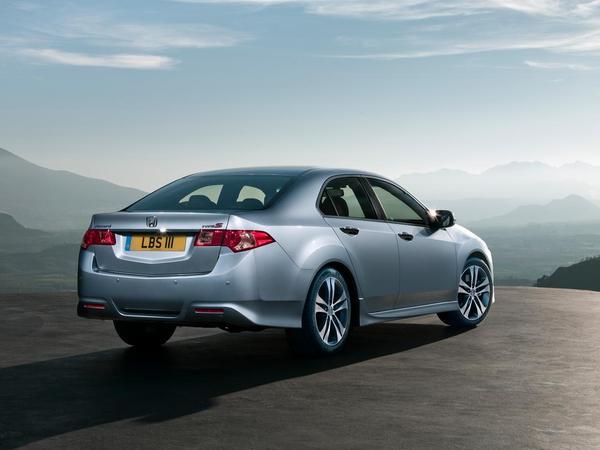 Genève 2011 : révision de la Honda Accord, la Type S commercialisée