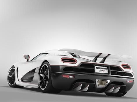 Koenigsegg: sans les cames!